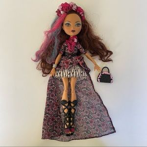 Ever After High 2012 Briar Beauty Doll Spring Unsprung Mattel